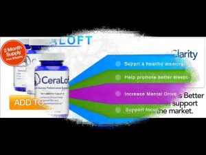 Ceraloft : Secret of a sharp, healthy mind!