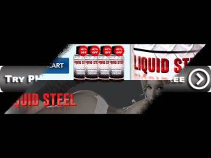 Liquid Steel Male Enhancement Helps You Stay Long!